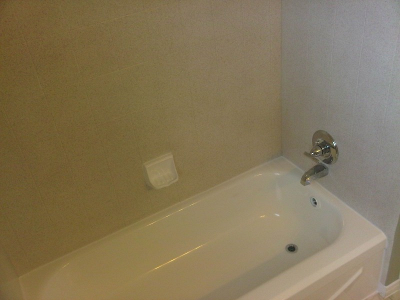 Bathtub Tile Refinishing At Armoured Touch Inc